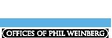 Bellevue Assault Attorney Phil Weinberg Logo